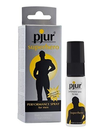 Superhero Performance Spray von Pjur